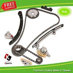 Timing Chain Kit Fits Nissan Altima Sentra Rouge Frontier 2.5L DOHC QR25DE 07-09 #HJL