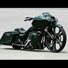 HARLEY CUSTOM ROAD GLIDE