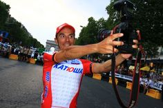 Purito selfie, Le Tour de France 2014 Parade