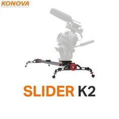 2. Konova Camera Slider Dolly K2 60cm (23.6 Inch)
