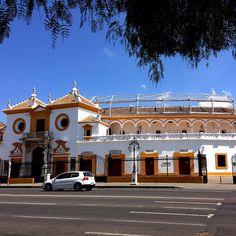 Plaza de Toros de la Maestranza en Sevilla, Andalucía