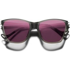 District Vision Keiichi Gray Sunglasses | District Black Rose
