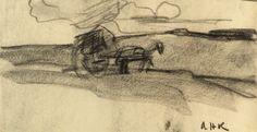 Arnold Koning - Paard en wagen