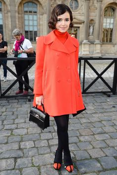 Miroslava Duma- girl crush!! I heart everything she wears!!!!!