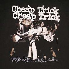 CHEAP TRICK on 12/29/77 @ Tucson Convention Cntr & sometime during the late 1970's or early 1980's @ AZ State Fair,  Phoenix  (cf)