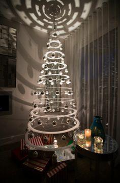Resultado de imagem para modern christmas tree