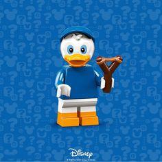 LEGO Minifigures Disney Mystery Series 2 Dewey Minifigure Loose