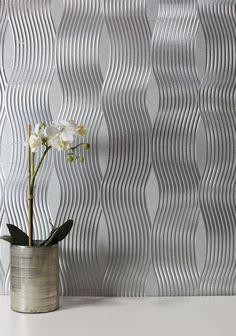 701374 Farby, tapety i akcesoria Tapety Couture Muriva Sparkle Bronze Glitter Metallic Textured Wallpaper