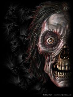 Undead Zombie Walkers