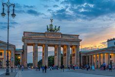 Berlin Brandenburg gate - null