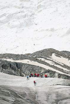 Morteratsch Glacier - Check more photos in our blogpost about the Engadin St. Moritz! -All the Places you will go