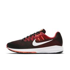 cheap for discount 28712 f017c Nike Air Zoom Structure 20 Men s Running Shoe Size 10.5 (Black)