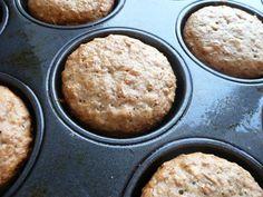 Muffiny owsiane   DIETA ZDROWYCH KALORII