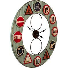 Cooper Classics Lewa Clock CO-40849
