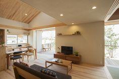 写真03|S様邸/ラフィネ/アーバン(H28.6.27更新) Japanese Style House, Japanese Home Decor, Japanese Interior, Home Interior Design, Interior Styling, Interior Decorating, Zen Interiors, Minimalist Interior, Home Fashion