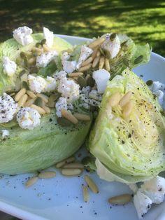Ruokapankki: Jenkkilohkot, maailman helpoin salaatti!