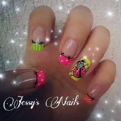 uñas decoradas #uñas #fucsia #nailart #pink #uñas bonitas Ruby Nails, Nail Decorations, Pedicure, Health And Beauty, Finger, Nail Designs, Nail Art, Finger Nails, Make Up
