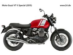 Moto Guzzi V7 II Special (2015)