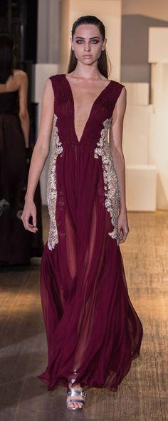 Dany Atrache Automne-hiver 2016-2017 - Haute couture - http://fr.orientpalms.com/Dany-Atrache-6254
