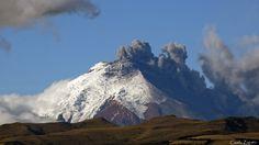 Informe Especial Volcán Cotopaxi N°9 - 2015