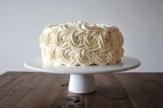 Quick, easy, and delicious vanilla buttercream recipe.