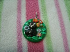 Kawaii Toucan Pendant by ~Chubbli on deviantART