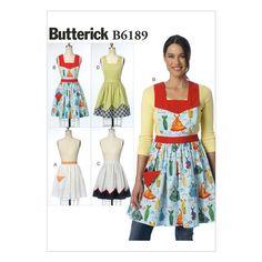 Mccall Pattern B6189 All Sizes -Butterick Pattern