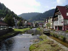 Schiltach- Schwarzwald-check