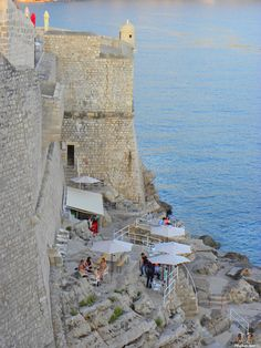 Bar in Dubrovnik, Croatia. More: http://bbqboy.net/highlights-lowlights-dubrovnik-croatia/ #dubrovnik #croatia