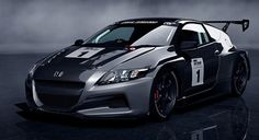 Honda CR-Z Touring Car