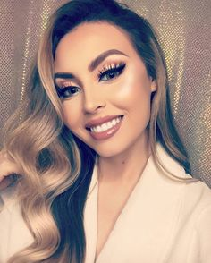 Cheesin' Filmed this romantic makeup look for my YouTube launching next month! Let me know below any looks you want me to film YT: Jadeywadey180