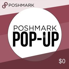 Our First Pop-Up Launches 9/12! Poshmark is about to be extra poppin' because we're introducing something new and exciting: Pop-Ups! What exactly is a Pop-Up, you ask? Basically, it's a limited time only Closet or Boutique. But the coolest part is that we're partnering with people you know and love so you can shop their style directly on Poshmark. Get your shopping thumbs ready! Other