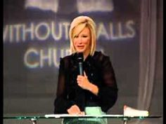 ''My praise is about to pay off''-#4-pt 1- Pastor Paula White - 8/28/11 ...