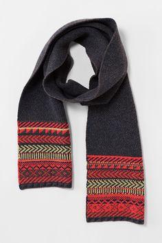 48fb5a42ca9 Scandi Scarf Comfort And Joy, Nautical Stripes, Fair Isle Knitting, Womens  Scarves,