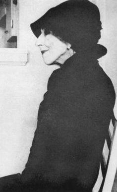 Isak Dinesen:  New York, 1959.  Photograph by Cecil Beaton.