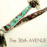 25 Handmade Gifts Under $5 | The 36th AVENUE - This badge holder would be great for co-workers