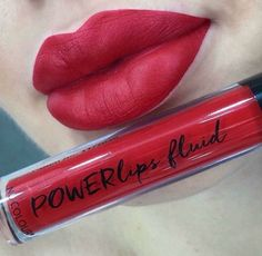 Red lipstick looks- Red Lipstick Looks, Lipstick Shades, Red Lipsticks, Nu Skin, Lip Tips, Lip Plumper, True Red, Metallic Colors, Lip Art