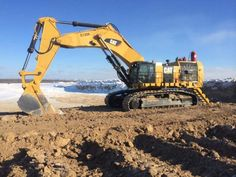 CAT 6015B - General Topics - DHS Forum Heavy Construction Equipment, Construction Machines, Road Construction, Heavy Equipment, Excavator Machine, Cat Excavator, Earth Moving Equipment, Caterpillar Equipment, Bucyrus Erie