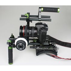 Lanparte Camera shoulder rig for video cameras such as DSLR canon 5d 7d