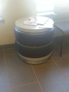 Tire table awesome idea mom