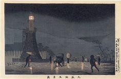 Japanese woodcut
