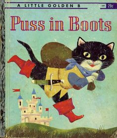 Puss in Boots #137 (1952) J.P. Miller