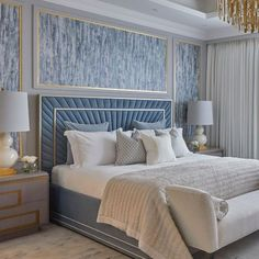 50 Dreamy Sea Beds Design Ideas That Will Inspire You Modern Luxury Bedroom, Luxury Bedroom Design, Master Bedroom Interior, Room Design Bedroom, Bedroom Furniture Design, Home Room Design, Luxurious Bedrooms, Home Decor Bedroom, Luxury Bedrooms
