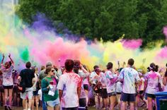 CAN'T WAIT! Color Run Orlando....yes please! Happens on 12/02/12....who's down????!!!