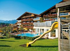 Das Hotel, Innsbruck, Resort Spa, Swimming Pools, Europe, Mansions, House Styles, Places, Image