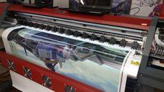 Nueva instalación de ploter de impresión 1626 ecosolvente tenemos el placer de agradecer a PATAGONIA GRAPHIC PERCY SANCHEZ EIRL Mucho éxito