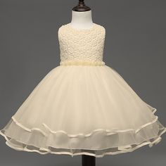 26.78$  Watch now - https://alitems.com/g/1e8d114494b01f4c715516525dc3e8/?i=5&ulp=https%3A%2F%2Fwww.aliexpress.com%2Fitem%2FBaby-Girl-Christening-Gowns-Kids-Girls-Wedding-Dress-Stitch-Party-Dress-Tutu-Dress-For-Girl-Summer%2F32779897578.html - Baby Girl Christening Gowns Kids Girls Wedding Dress Stitch Party Dress Tutu Dress For Girl Summer Children's Princess Dresses 26.78$