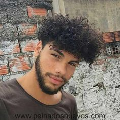 Finding The Best Short Haircuts For Men Curly Undercut, Curly Afro Hair, Curly Hair Cuts, Short Hair Cuts, Curly Hair Styles, Natural Hair Styles, Black Men Hairstyles, Afro Hairstyles, Best Short Haircuts