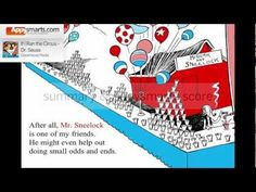 If I Ran the Circus - Dr. Seuss by Oceanhouse Media (interactive book, ages 3+,iPad,iPhone,Android)
