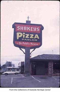 My favorite pizza place
